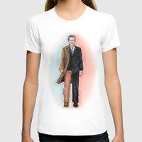 fringe T-shirts featuring 2 WALTER BISHOP (FRINGE) by Dianah B