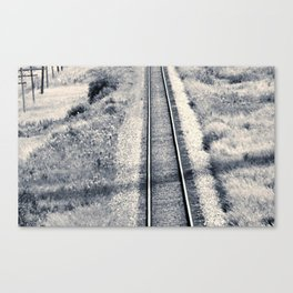 """Follow Me"" Canvas Print"