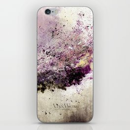 Hush iPhone Skin