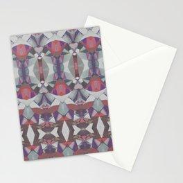 Tribal splash Stationery Cards