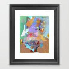 Untitled 20151014k Framed Art Print