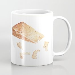 Parmigiano-Reggiano Cheese Coffee Mug