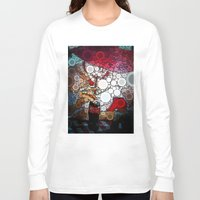 coke Long Sleeve T-shirts featuring Drink Coke by Jason Perkins Designs