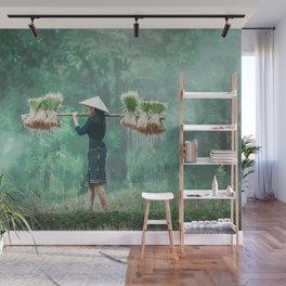Bountiful Harvest Wall Mural