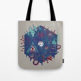 Die of Death Tote Bag