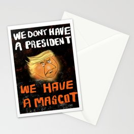 We Have A Mascot Stationery Cards