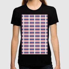 flag of thailand -thailand,Siam,thai,siamese,bangkok. T-shirt