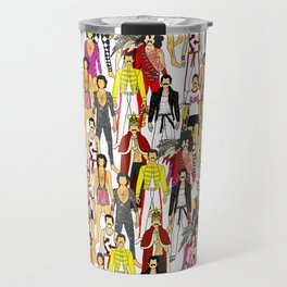 Freddie Line Up Travel Mug