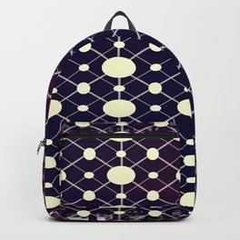 GS Geometric Abstrac 05A Dots CW Backpack