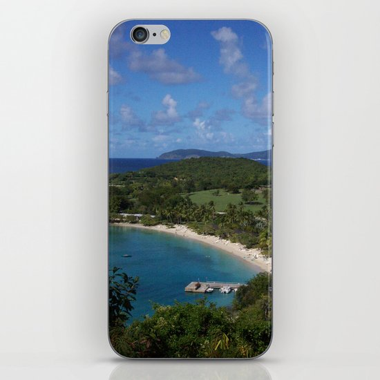 St. John iPhone & iPod Skin