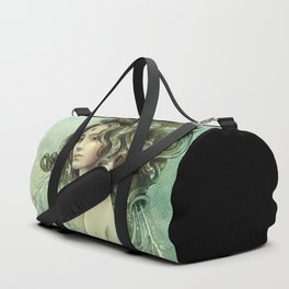Zodiac Aquarius Duffle Bag