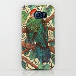 Tipsy Turaco iPhone Case