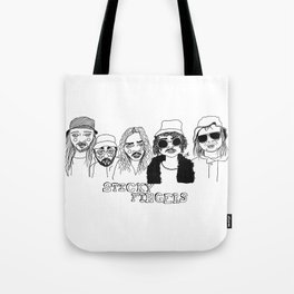 Sticky Fingers  Tote Bag