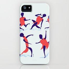 alors on danse iPhone Case