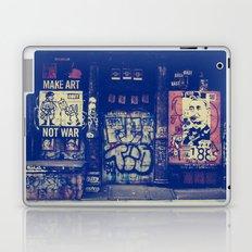 Make Art Not War Laptop & iPad Skin