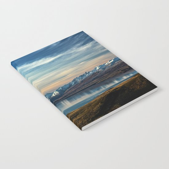 Over The Mountains Notebook