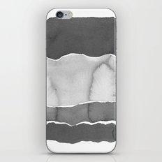 Shades of gray iPhone & iPod Skin