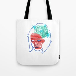 Italien girl Tote Bag