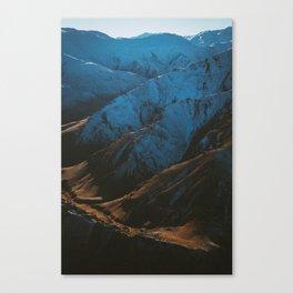 Mountains II Canvas Print