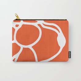 Orange Dog Carry-All Pouch