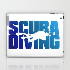 Scuba Diving Laptop & iPad Skin