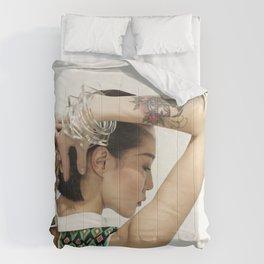 觉是 Comforters