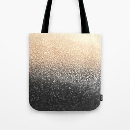 GOLD BLACK Tote Bag