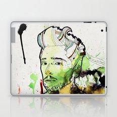 Life without freedom Laptop & iPad Skin