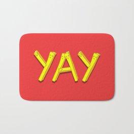 FryYAY! Bath Mat