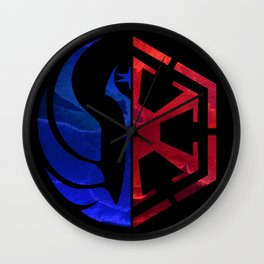 The Old Republic  Wall Clock