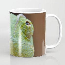 Chameleon Face Coffee Mug