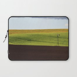 Canola Field Laptop Sleeve