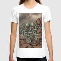 cthulhu T-shirts featuring Cthulhu by MrDenmac