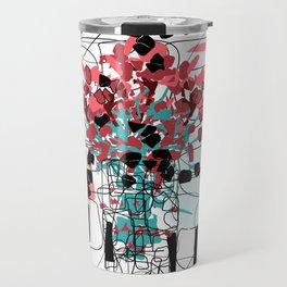 Bouquet II Travel Mug