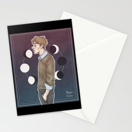 Remus - moon Stationery Cards