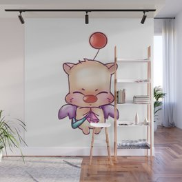 Message Moogle Wall Mural