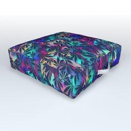 Cannabis is Beautiful Outdoor Floor Cushion