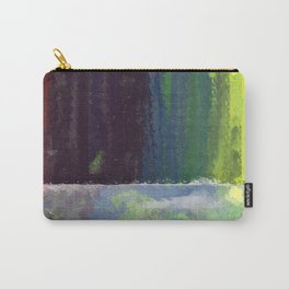 CRAYON LOVE: Rainbow Falls Carry-All Pouch