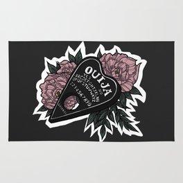 Ouija Planchette Rug