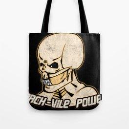 Arch-Vile Power Tote Bag