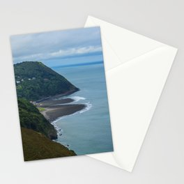 Lynmouth North Devon Stationery Cards