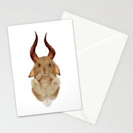 Evil Personified Stationery Cards