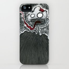 Lobotomized Licker iPhone Case