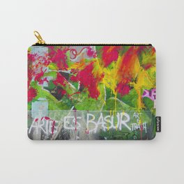 Art is Tra$h Carry-All Pouch