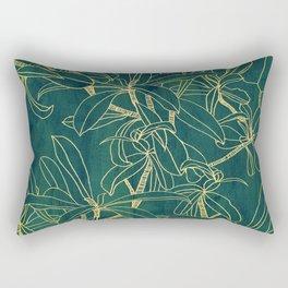A Summer Night Dream Rectangular Pillow