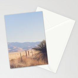 Marfa Morning Light Stationery Cards