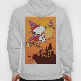 Snoopy magic Halloween Hoody