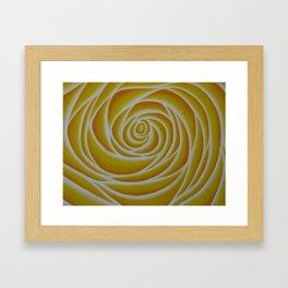 Burned With Desire Framed Art Print