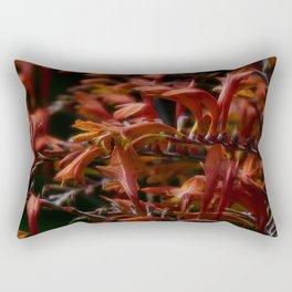 Crocosmia Rectangular Pillow