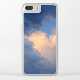 Before storm Clear iPhone Case